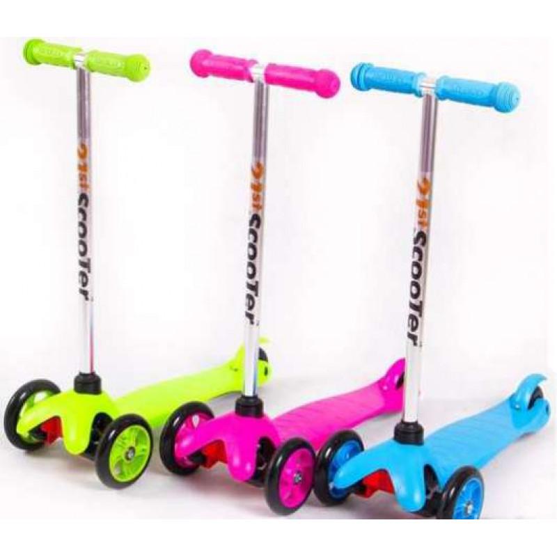 Скутер тротинетка Maxi 21 st Scooter различни цветове