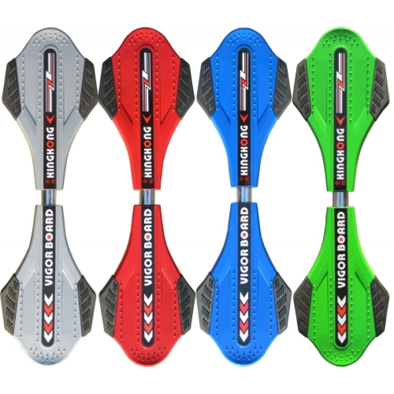 Скейтборд vigorboard / waveboard / rockboard / skateboard