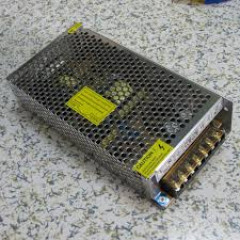 Захранване за видеокамери и Led ленти-захранващ блок за C.c.t.v- видеонаблюдение
